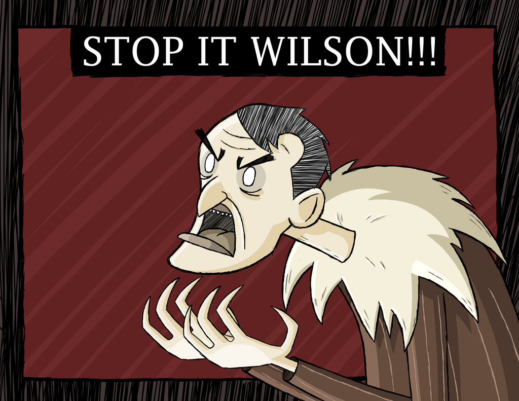 Don't Starve Maxwell Art Related Keywords & Suggestions - Don't