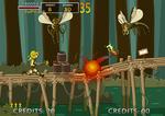 Metal Slug project: in-game shot