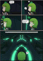 Yuuna The Adventurer (Page 6 full color) by JoTheWeirdo
