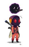 Team Fortress 2: Flyro by JoTheWeirdo