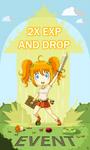 Maplestory 2X Exp/Drop banner (fan design)