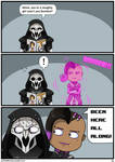 Overwatch Comic: Been here all along!