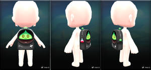 Maplestory 2 UGC: Slime Backpack