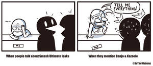 Smash Ultimate Comic