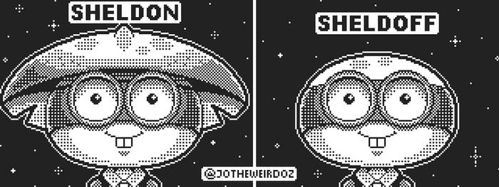 Splatoon 2 Sheldon