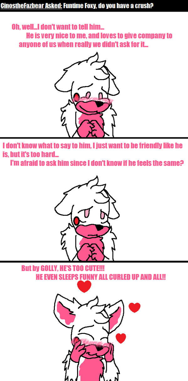 Ask FNAF Comic Pt.16 by Blustreakgirl