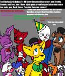 Ask FNAF Comic Pt.44