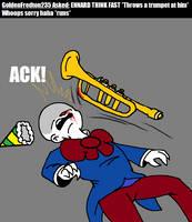 Ask FNAF Comic Pt.92 by Blustreakgirl
