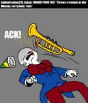 Ask FNAF Comic Pt.92