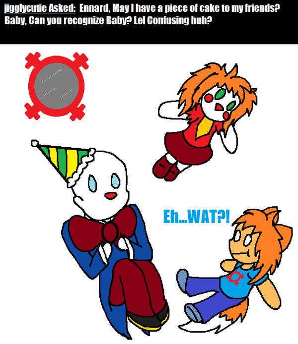 Ask Fnaf Babies: Ask FNAF Comic Pt.95 By Blustreakgirl On DeviantArt