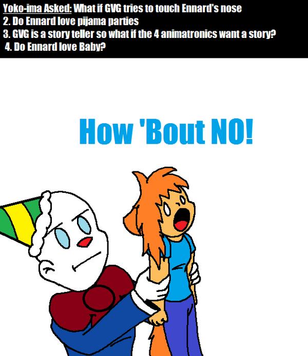 Ask FNAF Comic Pt.114 by Blustreakgirl