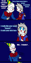 Trouble Bonding (FNAF Comic) Pt.6 by Blustreakgirl