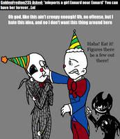 Ask FNAF Comic Pt.127 by Blustreakgirl