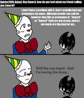 Ask FNAF Comic Pt.128 by Blustreakgirl