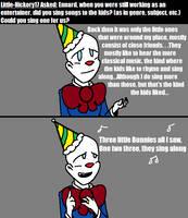 Ask FNAF Comic Pt.132 by Blustreakgirl
