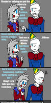 Connective State (FNAF Comic) Pt.3 by Blustreakgirl