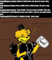 Ask FNAF Comic Pt.150 by Blustreakgirl
