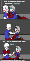 Forgotten Judgement (FNAF Comic) Pt.3 by Blustreakgirl