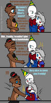 Forgotten Judgement (FNAF Comic) Pt.5 by Blustreakgirl