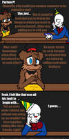 Forgotten Judgement (FNAF Comic) Pt.7 by Blustreakgirl