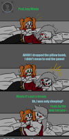 Stitching Glitches (FNAF Comic) Pt.6 by Blustreakgirl