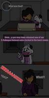 Humble Partner (FNAF 6 Comic) Pt.5 by Blustreakgirl