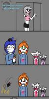 A Date? (FNAF Comic) Pt.2 by Blustreakgirl