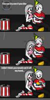Last Night (FNAF Comic) Pt.3