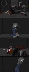 Day Off (FNAF 6 Comic) Pt.4 by Blustreakgirl