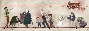 Sweeney Todd - Cast Line-Up