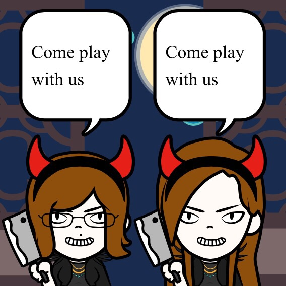 Come Play With Us...! By Crystaltuna12 On DeviantArt