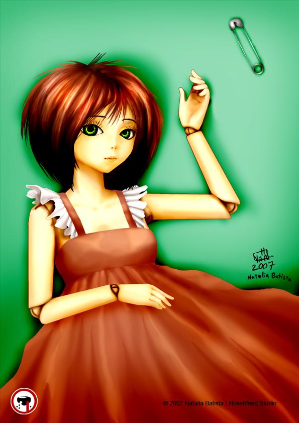 Dollfie by Nattserier