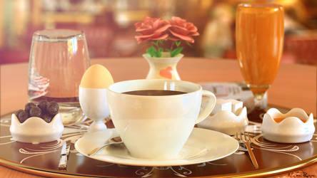 Breakfast by UnReaL4