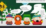 South Park Boys Shown Slash