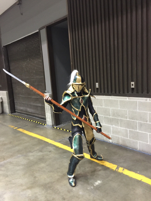 Cosplay - Hotaru Alt Costume (Mortal Kombat) by CaTigeReptile