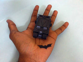 Tumbler Papercraft by suraj281191