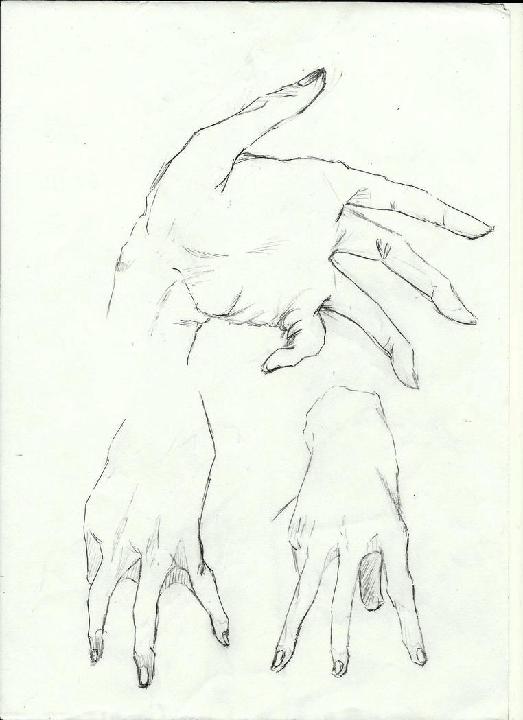 hands practice by eby7 on deviantart