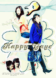 happy gays poster version 1 by happylisa