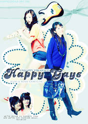 happy gays poster version 2 by happylisa