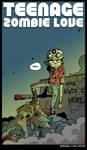 Teenage Zombie Love