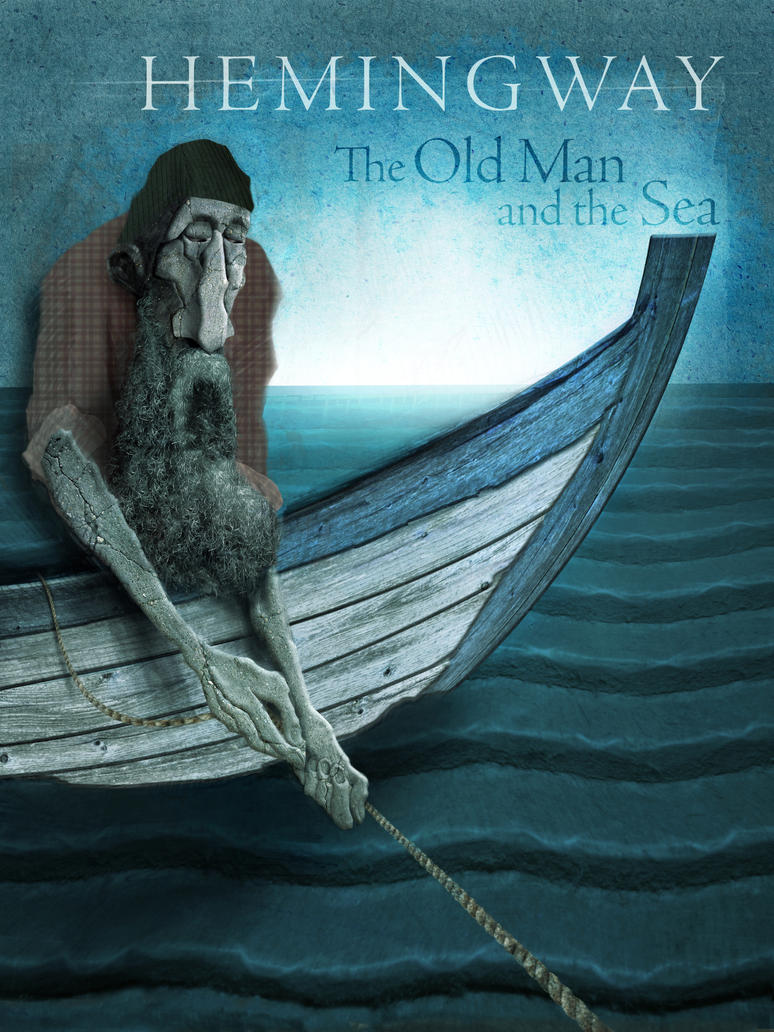The Old Man and the Sea by johnstiles