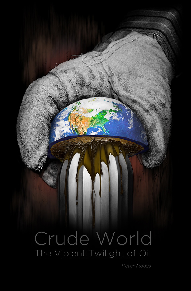 Crude World by johnstiles