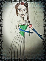 Leopoldine - Barbie by Melindiaden
