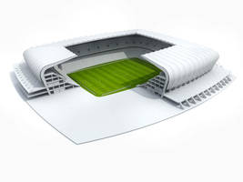 Stadium in Prishtina4 by ylimani
