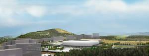 Stadium in Prishtina5 by ylimani