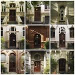 DOORS OF WIESBADEN