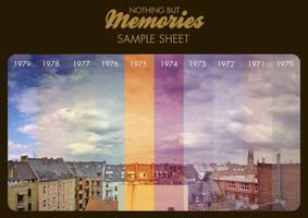 Samplesheet Memories Action