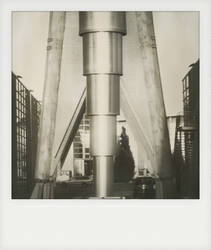 PX600 Silver Shade BW by rawimage