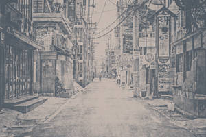 Urban Solitude II by rawimage