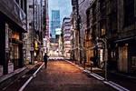 Urban Solitude III  by rawimage